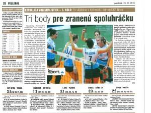 dennik sport 24.10.16